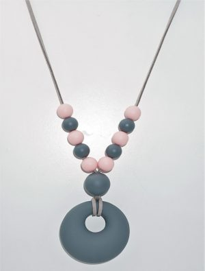 Silicone Jewellery Pendant Necklaces